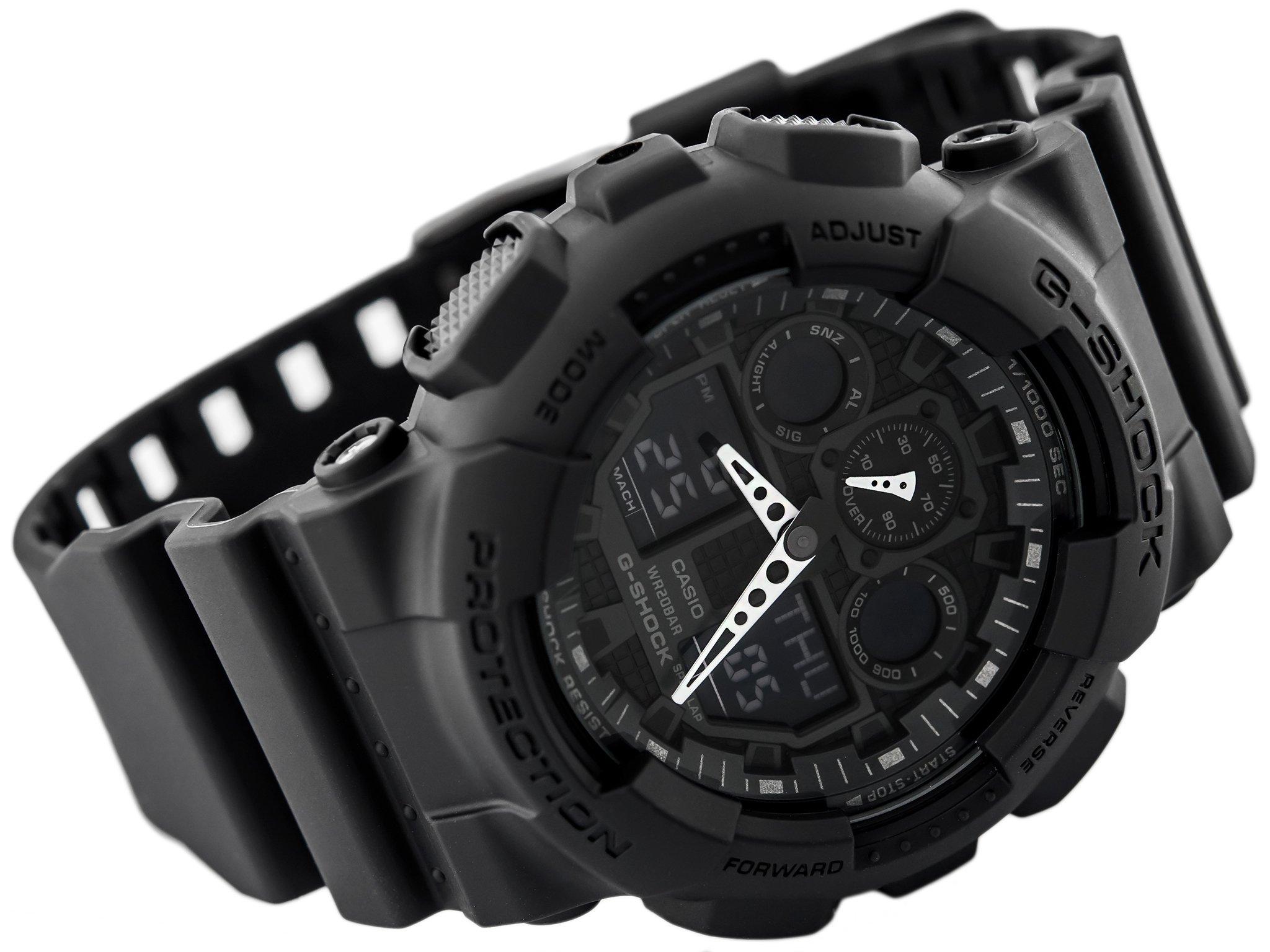 Zegarek Mski Casio Ga 100 1a1 34900 Z Cena Tanio Najtaniej Opinie G Shock 110gw 7a
