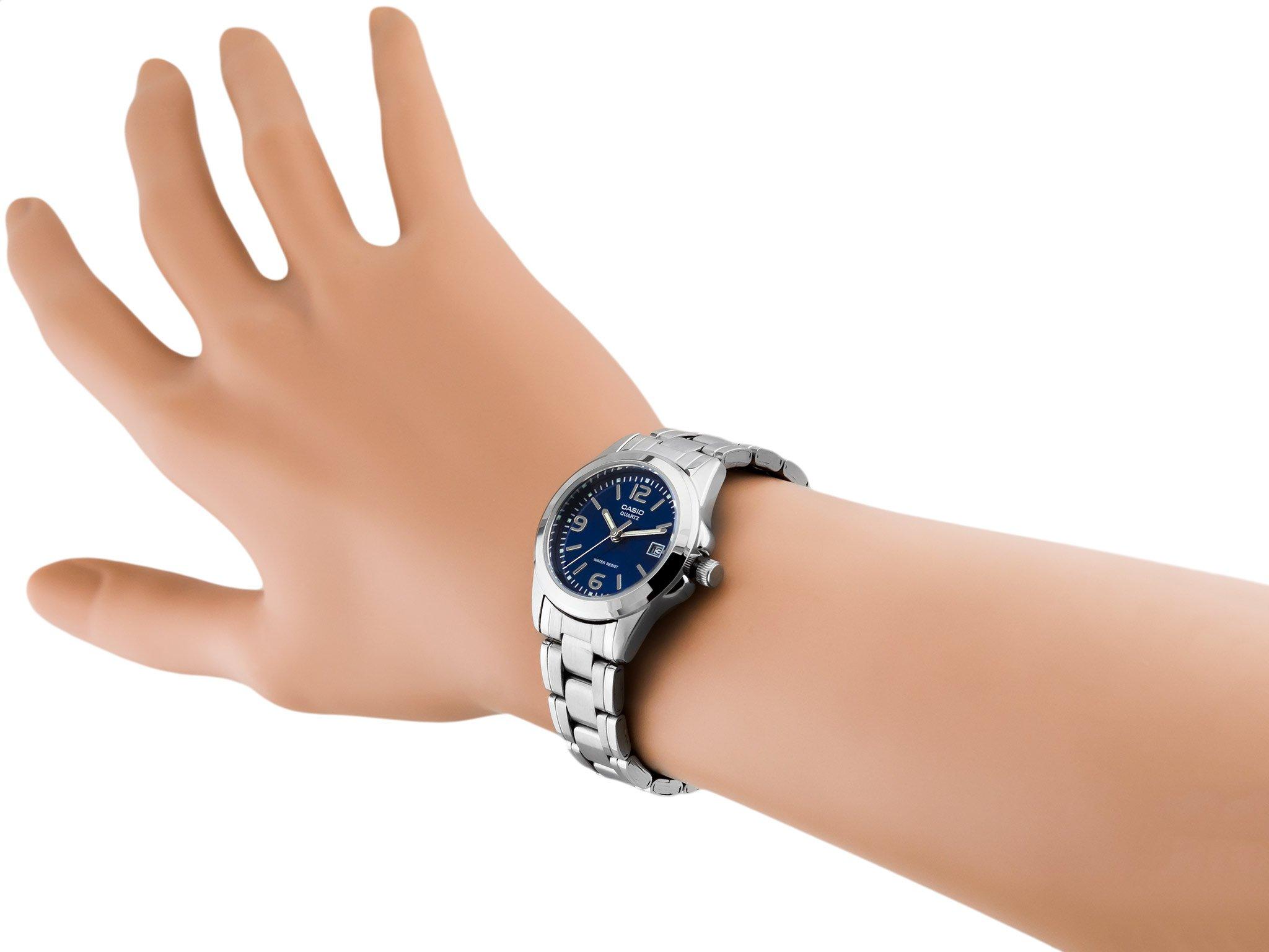 Zegarek damski CASIO LTP 1259PD 2A 124,00 zł cena tanio