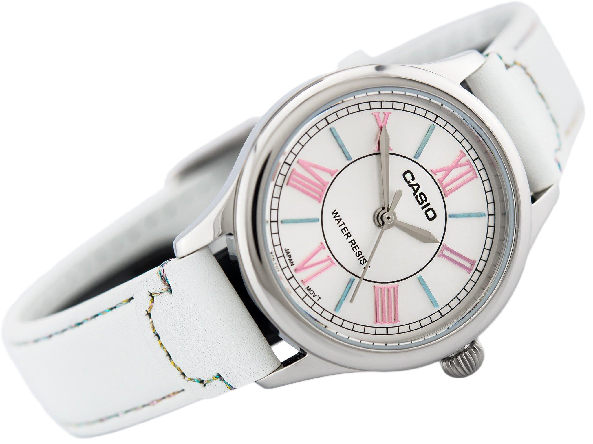 Zegarek damski CASIO LTP E113L 7A