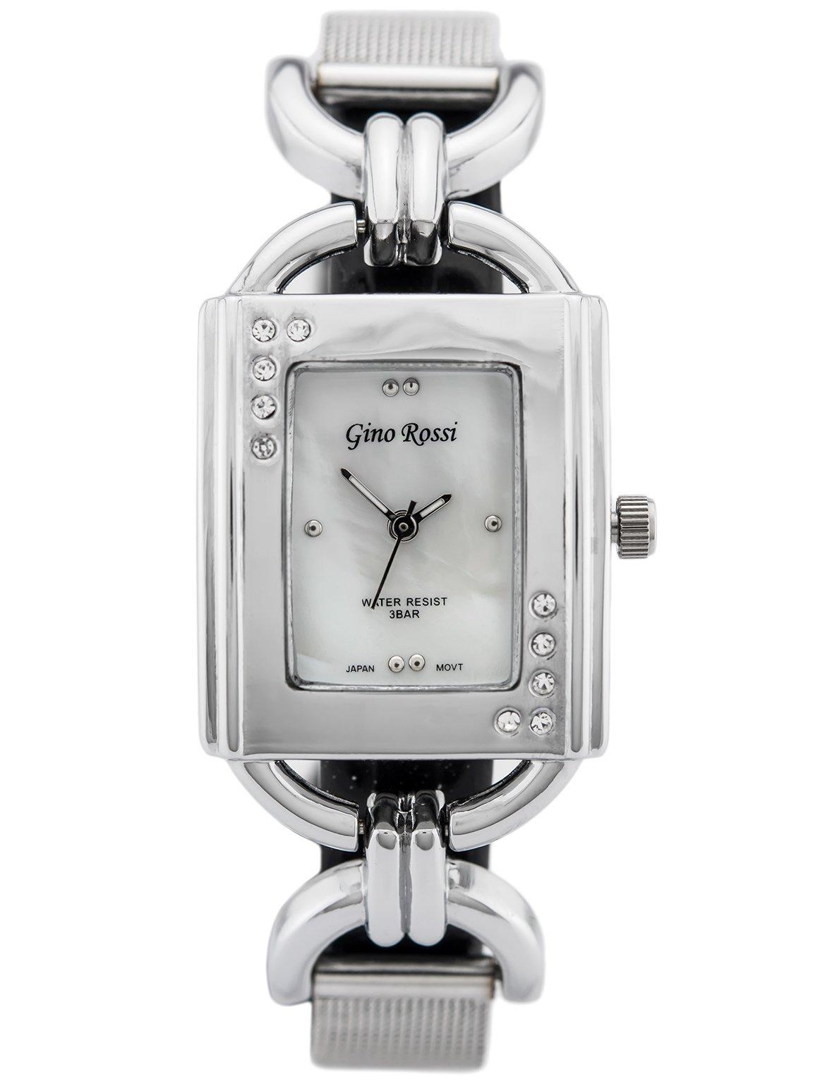 528face60a853 Zegarek damski GINO ROSSI 6659 6SS 89,00 zł cena tanio najtaniej ...