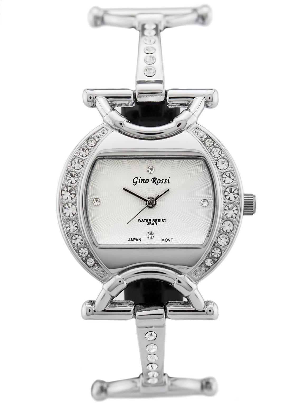 697debd10de60 Zegarek damski GINO ROSSI 8522 7SS 79,00 zł cena tanio najtaniej ...
