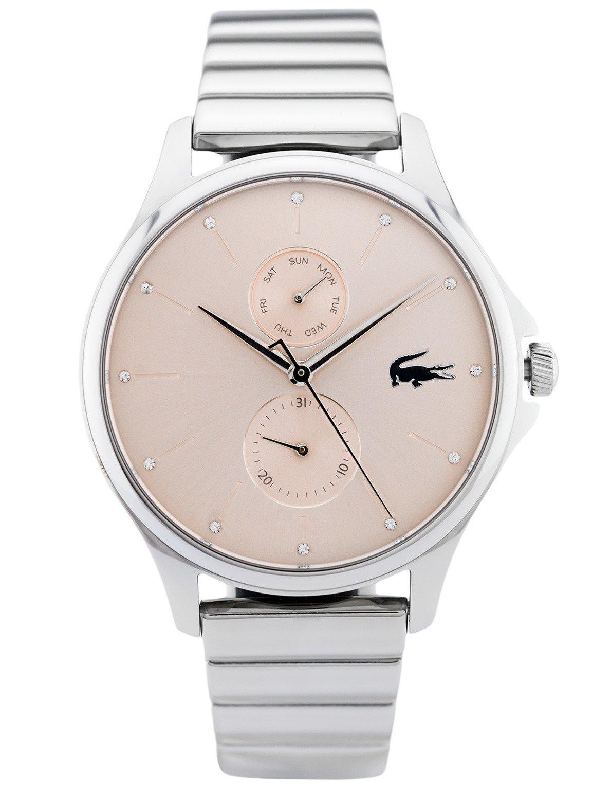 zamówienie online za kilka dni najlepiej sprzedający się Zegarek damski LACOSTE 2001026