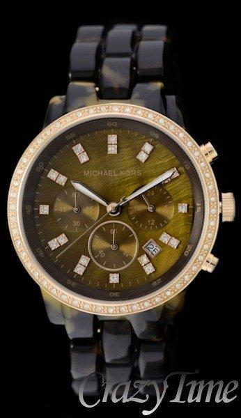 7f579dd494fe8 Zegarek damski MICHAEL KORS MK5366 599,00 zł cena tanio najtaniej ...