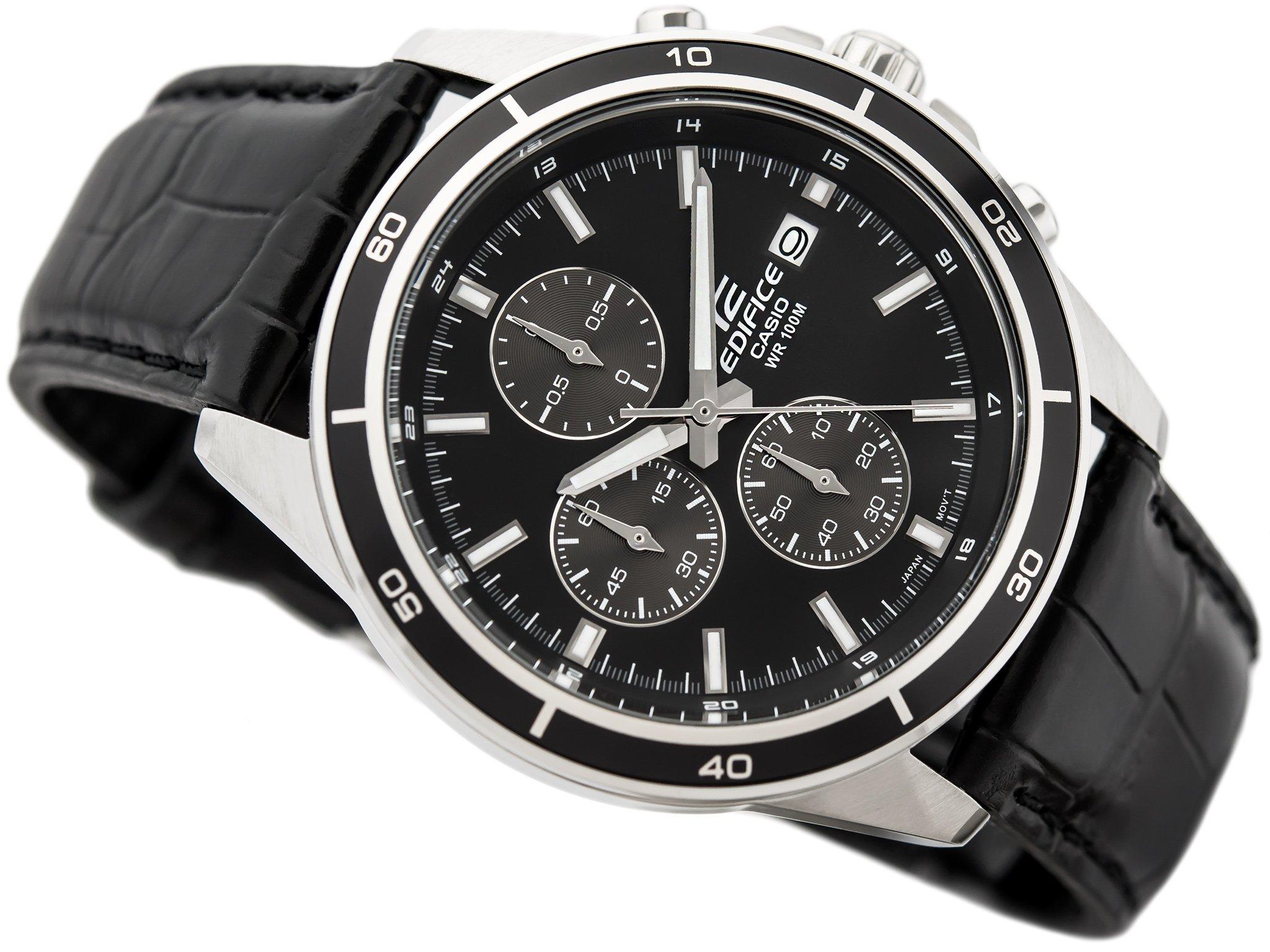 Zegarek męski CASIO EFR 526L 1AV 296,00 zł cena tanio