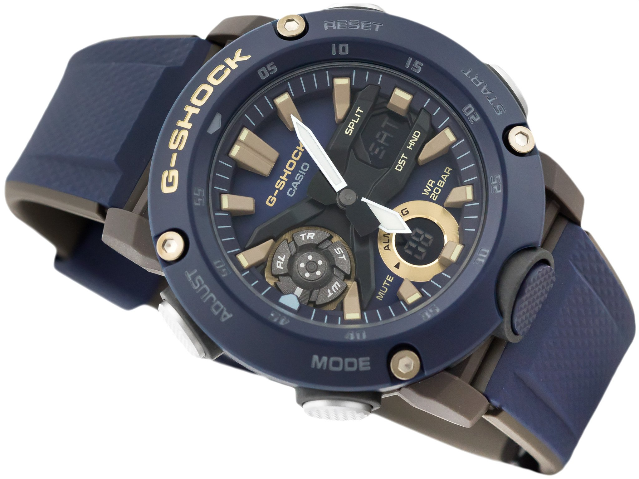 b9eda26281f3e9 Zegarek męski CASIO GA-2000 2A 519,00 zł cena tanio najtaniej opinie ...