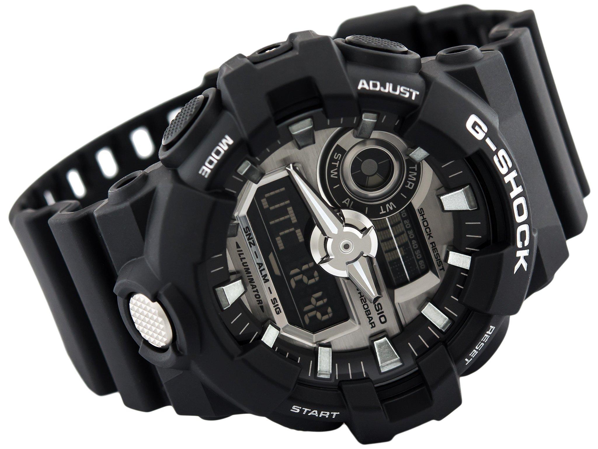 Zegarek męski CASIO GA 710 1A