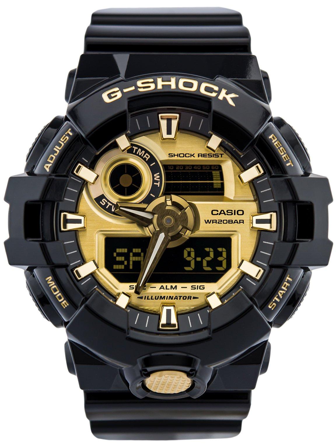 8f547a254c2c ... Zegarek męski CASIO GA-710GB 1A ...