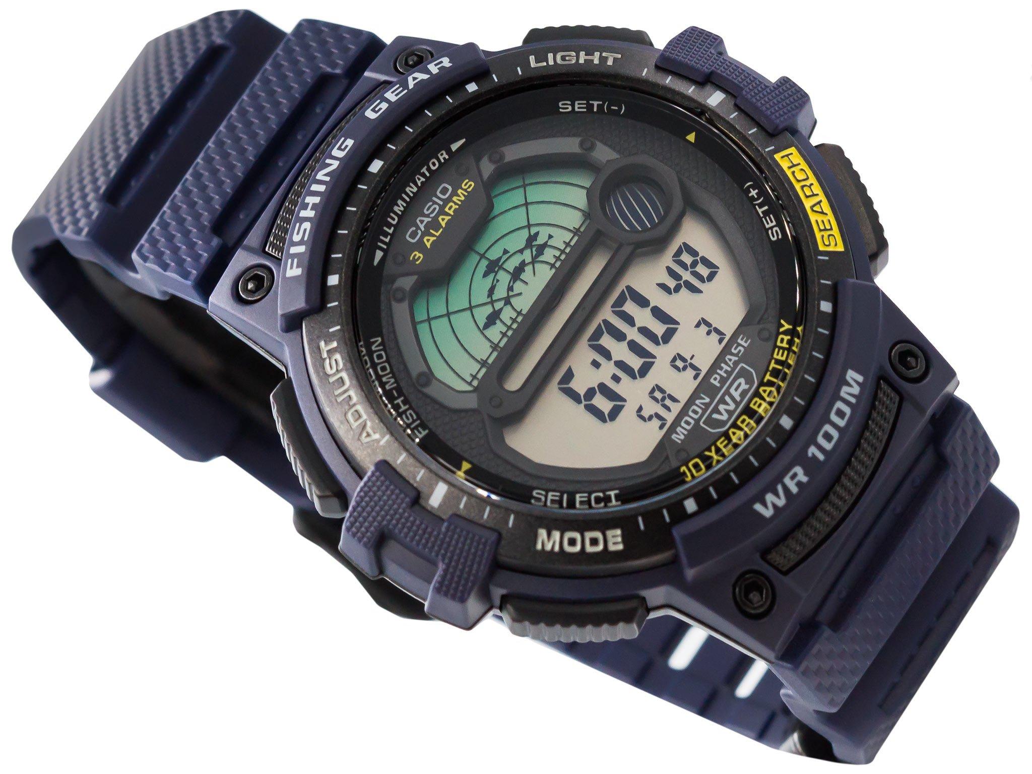 Zegarek Casio WS-1200H-2AV
