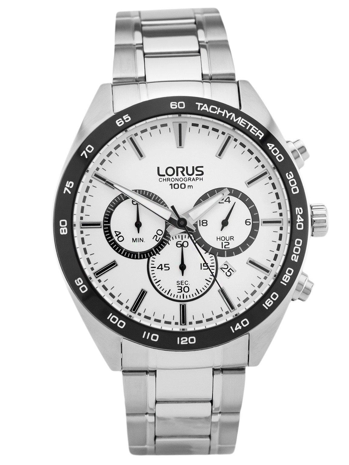 7bade1349e19e5 Zegarek męski LORUS RT301GX9 269,00 zł cena tanio najtaniej opinie ...