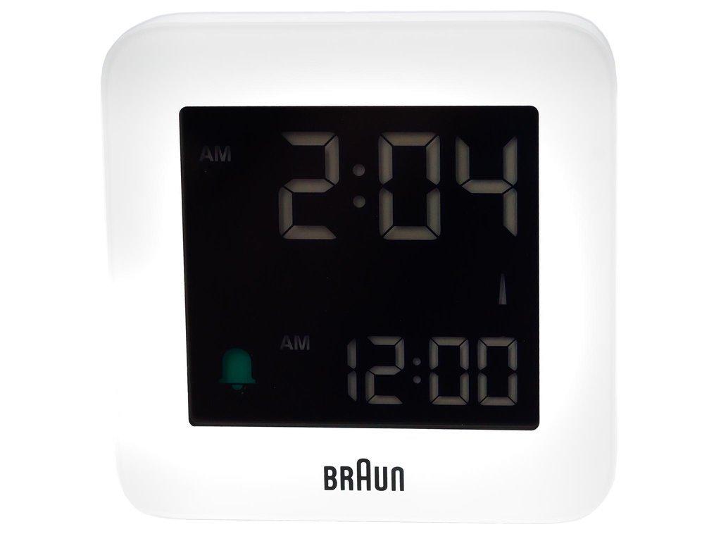 Budzik Braun BC09W-DCF
