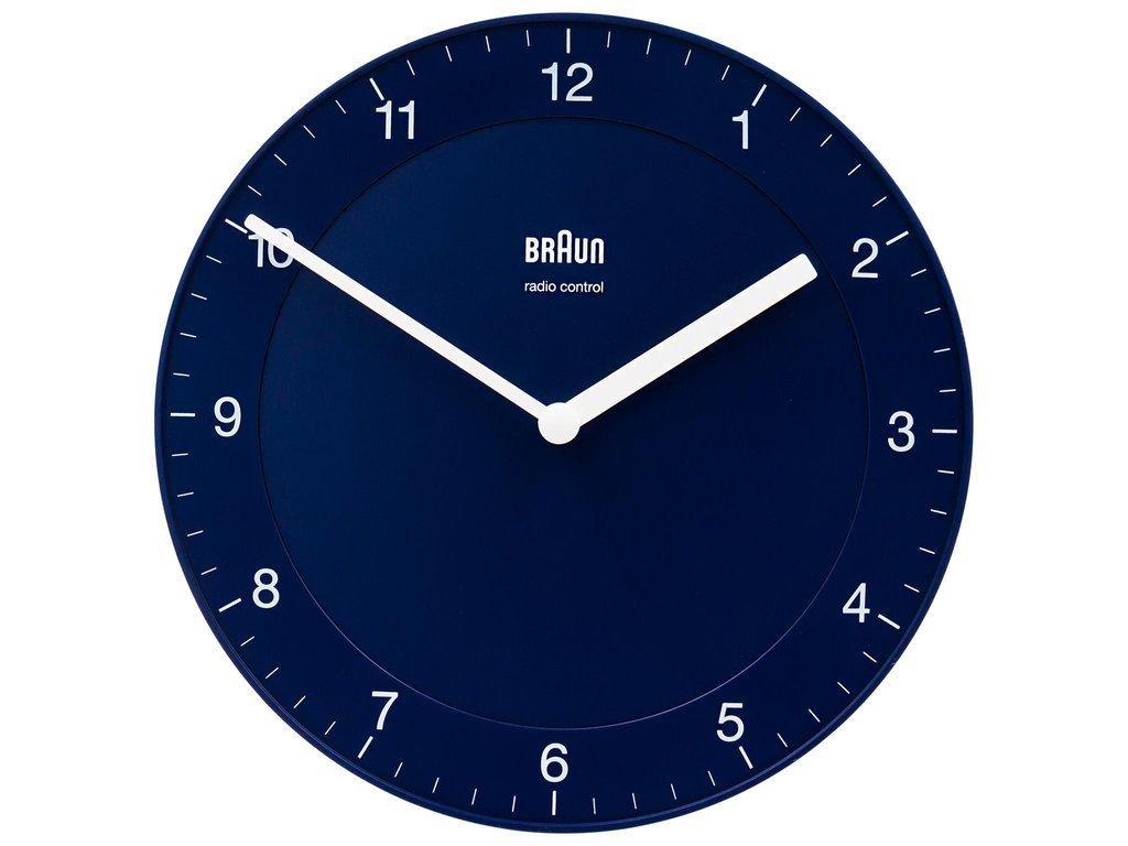 Zegar ścienny Braun BC06BL-DCF