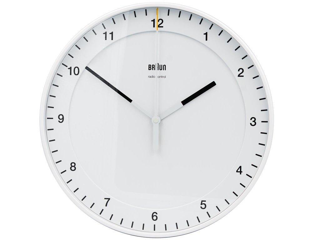 Zegar ścienny Braun BC17W-DCF