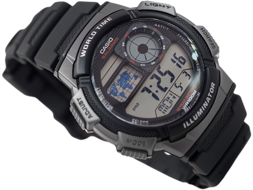 Zegarek Casio AE-1000W 1BV