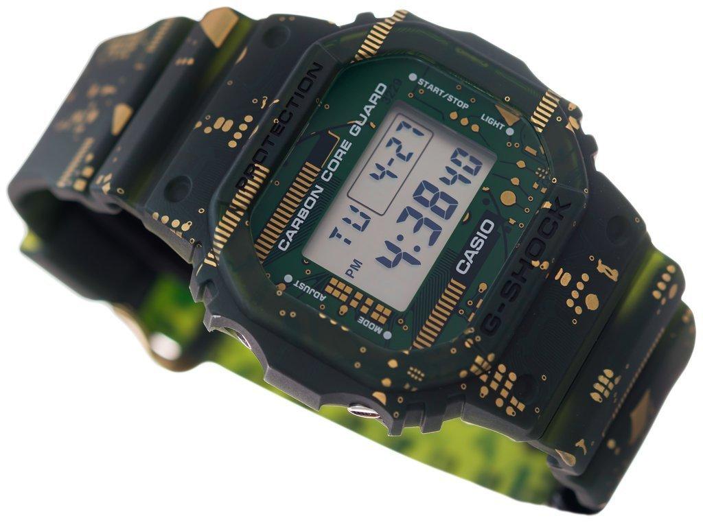 Zegarek Casio G-Shock DWE-5600CC 3