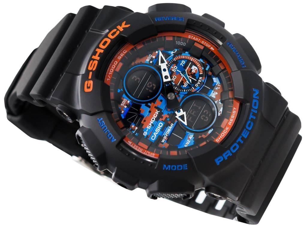 Zegarek Casio G-Shock GA-140CT 1A