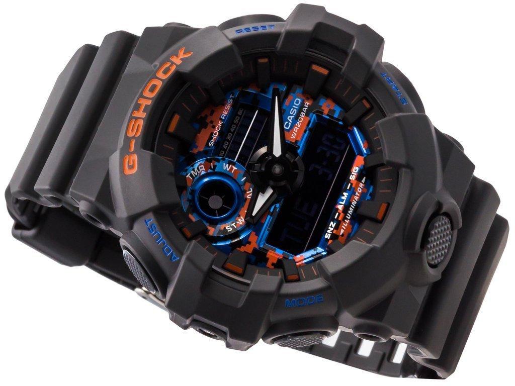 Zegarek Casio G-Shock GA-700CT 1A
