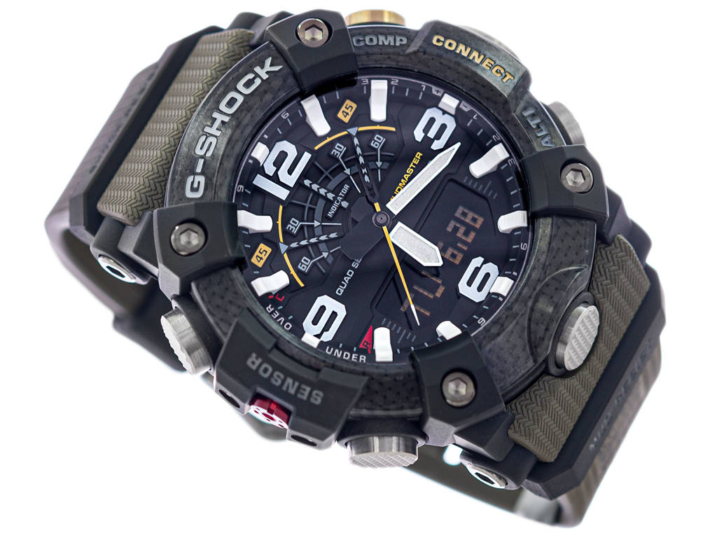 Zegarek Casio G-Shock GG-B100 1A3
