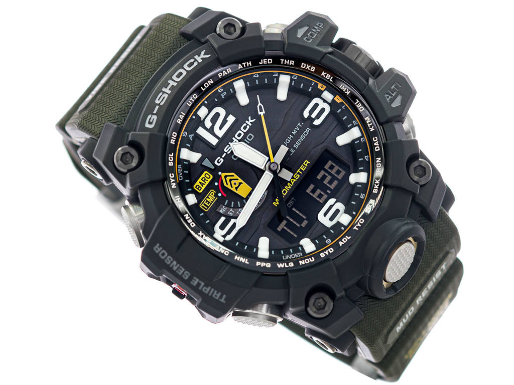 Zegarek Casio G-Shock GWG-1000 1A3